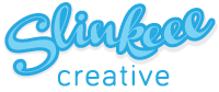 Slinkeee Illustration Sticky Logo