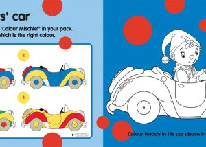 Noddy's car pages