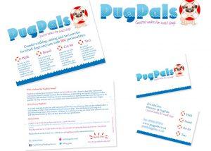 PugPals branding