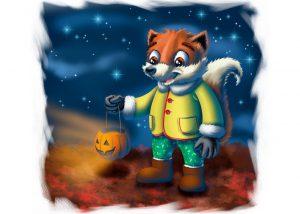 Foxy Halloween