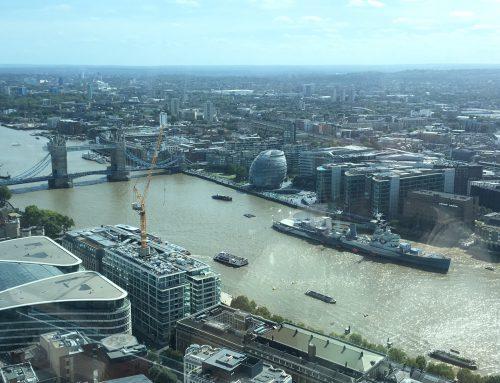 London Party Trip