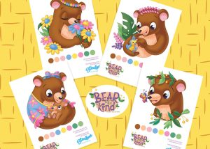 Bear Be Kind bear style sheets