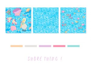 Shore Thing swatches